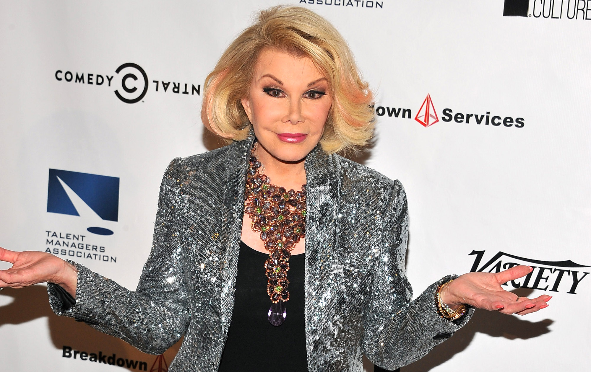 Joan Rivers – the Queen of Truth