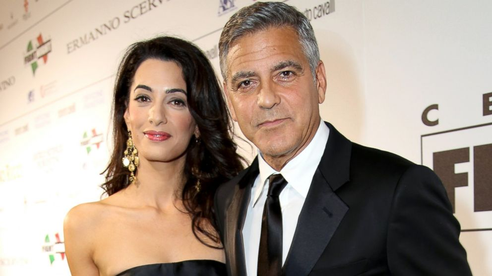 Why Did George Clooney Pick Amal?