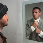 "How MR. WRONG looks like MR. RIGHT using ""THE MIRROR PRINCIPLE"""