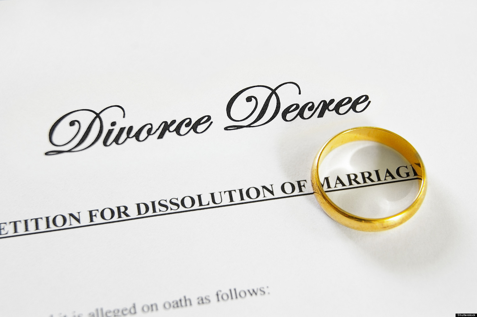 Essay divorce