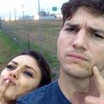 1397732270_Mila-Kunis-Ashton-kutcher-Instagram-selfie-picture-baby-pregnant