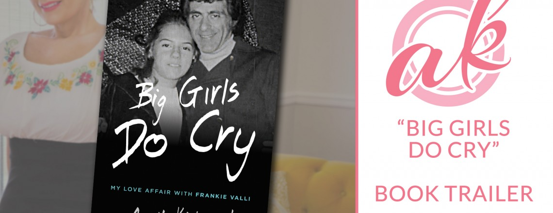 Big Girls Do Cry Book Trailer
