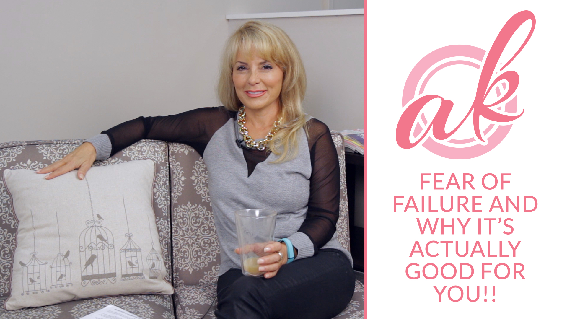 Episode 2 – Fear of Failure and Why it's Actually Good for You!!