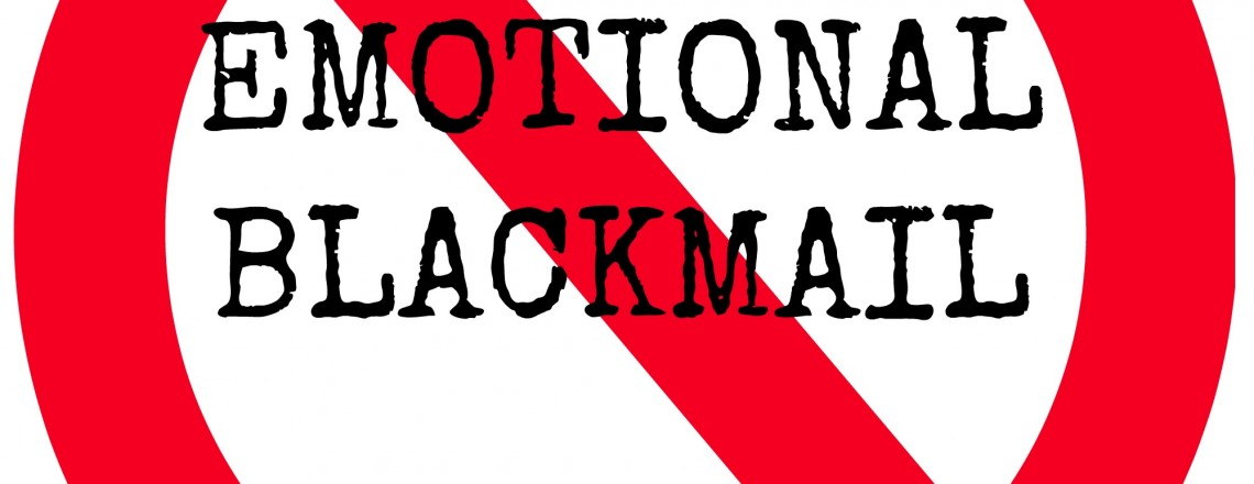 Are You the Target Of Emotional Blackmail?