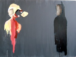 Personal-Identity-Crisis.-Oil-on-wood-200x300-cm-2009