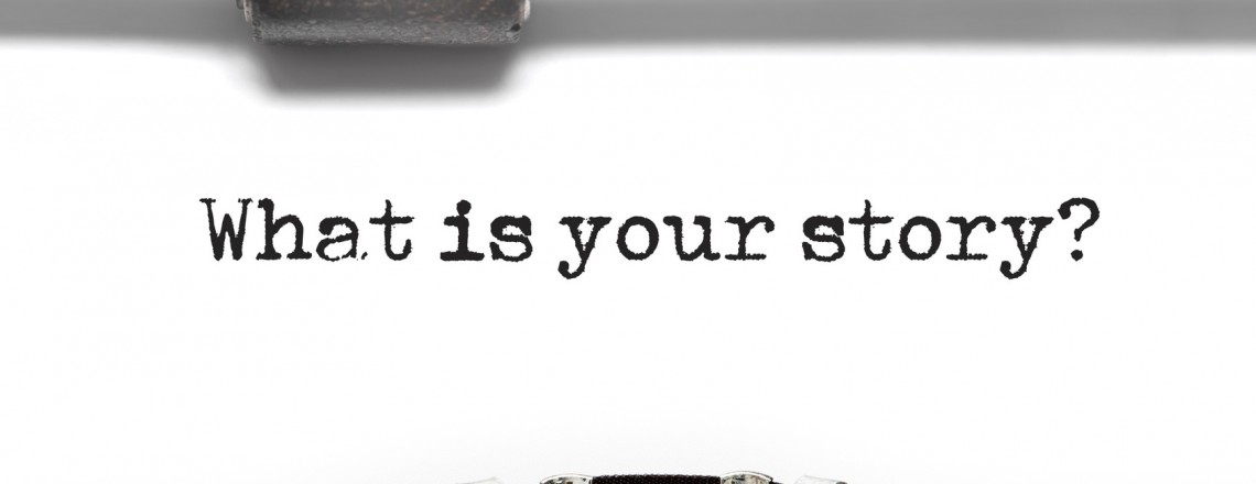 Why It's Important To Share Your Story