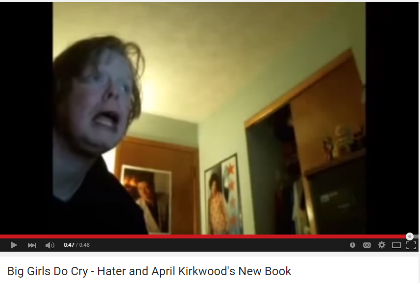 Fan Releases Video on Big Girls Do Cry Book Release – April Kirkwood Responds