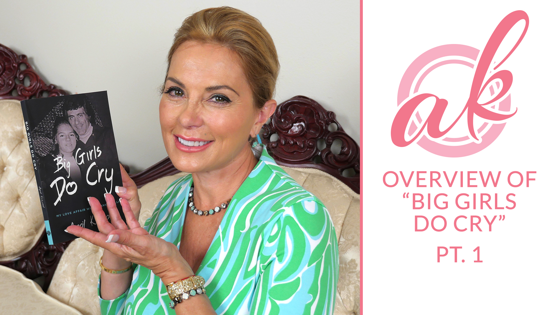 "April Kirkwood Opens Up about ""Big Girls Do Cry"" in 3 Part Video Series"