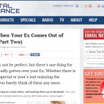 Digital Romance Featured Post: Closure: When Your Ex Comes Out of Nowhere (Part Two)