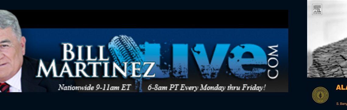 Bill Martinez Radio Host Second Interview With April Kirkwood