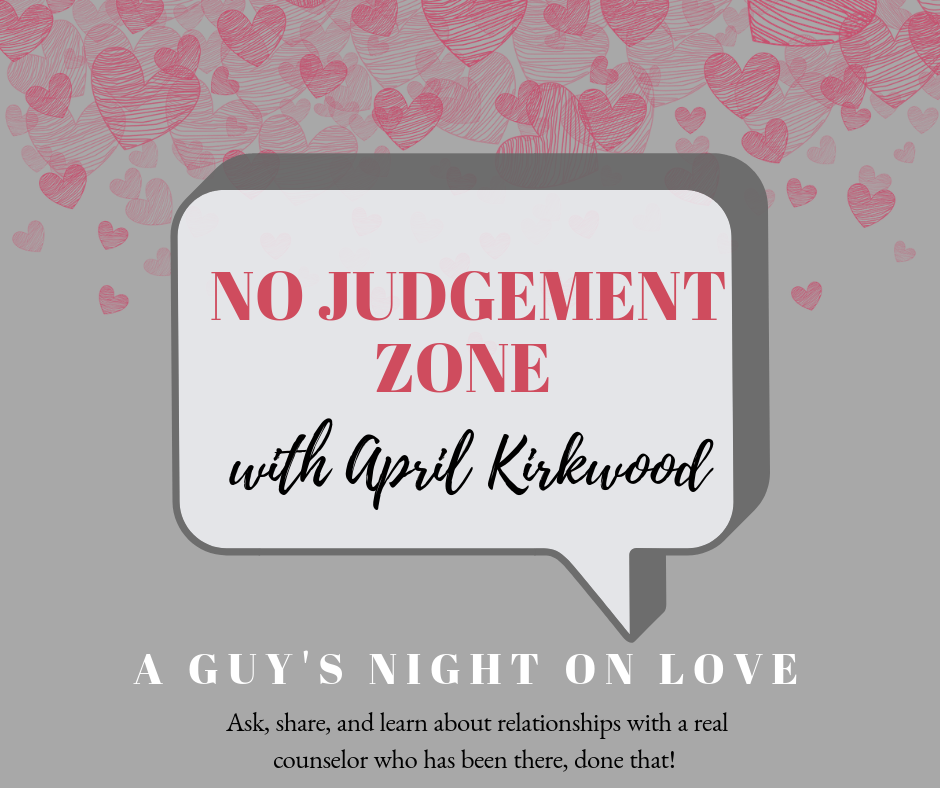 A Guy's Night on Love Webinar